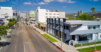 Elan Hotel - Los Angeles - Building