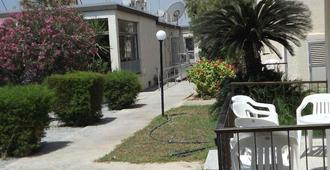 Kaos Hotel Apartments - Agia Napa - Außenansicht