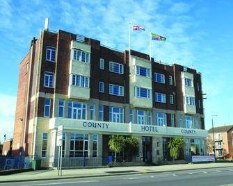 County Hotel Skegness - Skegness - Gebouw