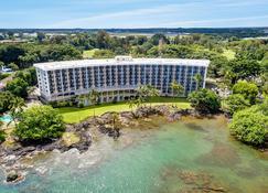 Castle Hilo Hawaiian Hotel - Hilo - Edificio