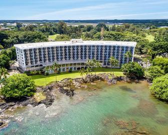 Castle Hilo Hawaiian Hotel - Hilo - Building