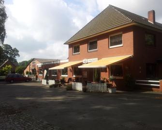 Landhaus Wachendorf - Bruchhausen-Vilsen - Будівля