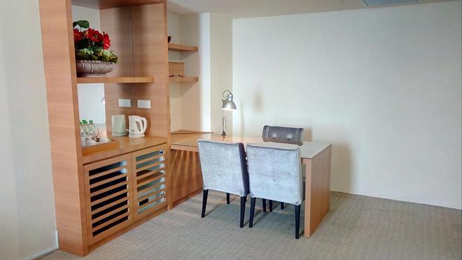 Swan Garden Hotel - Malakka - Makuuhuone