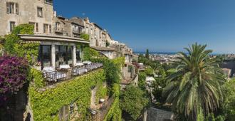 Chateau Le Cagnard - Cagnes-sur-Mer - Outdoor view