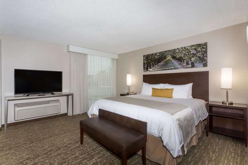 Wyndham Garden Fresno Airport - Fresno - Bedroom