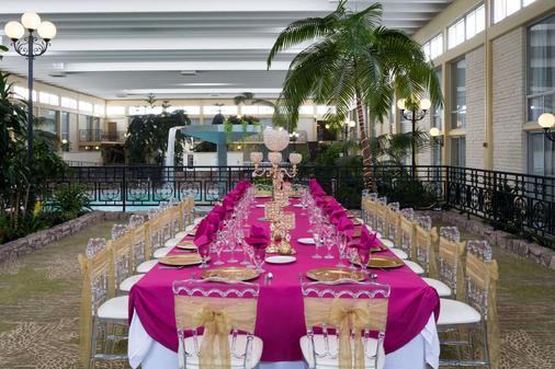 Wyndham Garden Fresno Airport - Fresno - Banquet hall