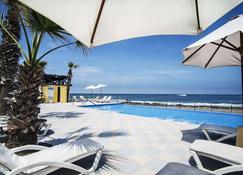 泛美酒店 - 阿里卡 - 阿利加 - 阿里卡 - 游泳池