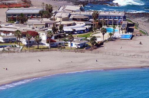 Panamericana Hotel - Arica - Arica - Rakennus