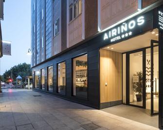 Airiños - Pontevedra - Building