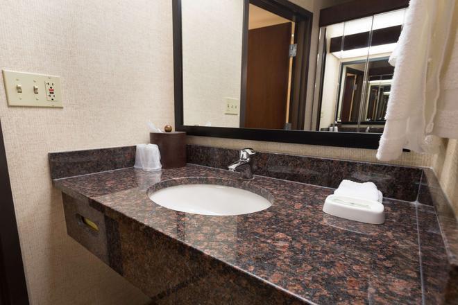 Drury Inn & Suites Champaign - Champaign - Bathroom