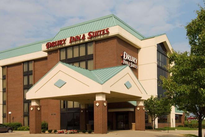 Drury Inn & Suites Champaign - Champaign - Building