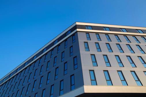 Radisson Blu Hotel and Conference Cente, Oslo Alna - Oslo - Toà nhà