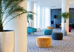 Radisson Blu Hotel and Conference Cente, Oslo Alna - Oslo - Hành lang