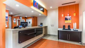 Motel 6 Raleigh, Nc - Cary - Raleigh - Front desk