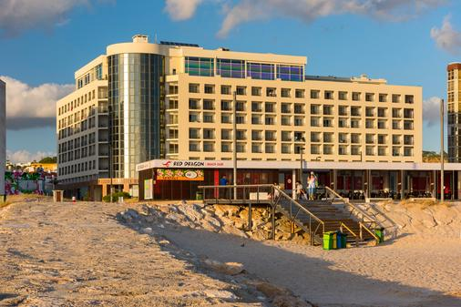 Tryp Lisboa Caparica Mar - Costa da Caparica - Building