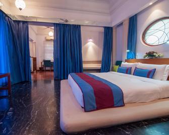 Taj Usha Kiran Palace - Gwalior - Slaapkamer