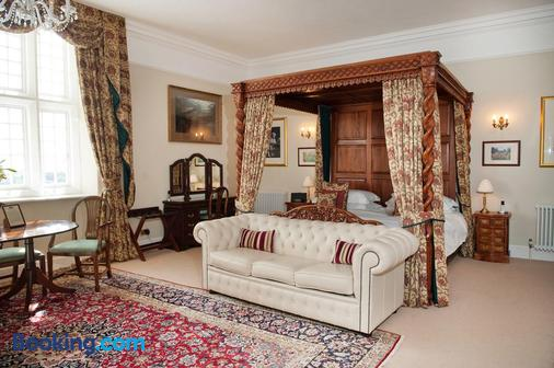 Goldsborough Hall - Harrogate - Bedroom