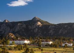 The Stanley Hotel - Estes Park - Bâtiment