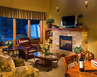 The Stanley Hotel - Estes Park - Вітальня