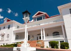 The Stanley Hotel - Estes Park - Edificio
