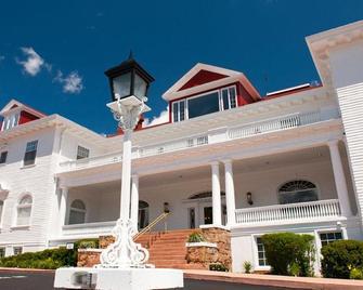 The Stanley Hotel - Estes Park - Edificio
