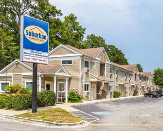 Suburban Extended Stay Abercorn - Саванна - Building