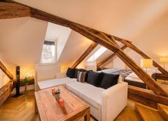 Old Town Square Premium Apartments - Praga - Sala de estar