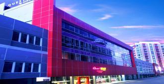 峇里巴板奎斯特酒店 - 峇里巴板 - 峇里巴板 - 建築
