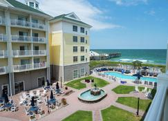 Hilton Garden Inn Outer Banks/Kitty Hawk - Kitty Hawk - Building