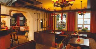 Hotel St. Georg - רגנסבורג - מסעדה