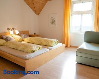 Ferienwohnung Napf-Chäsi - Luthern - Bedroom