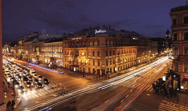 Radisson Royal Hotel, St Petersburg - Saint Petersburg - Building