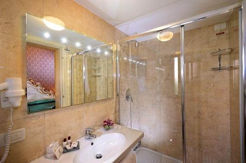 Hotel Canaletto - Venice - Phòng tắm