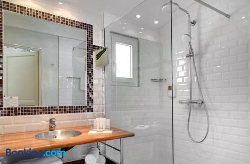 萊馬思德考加尼酒店 - 濱海聖馬迪拉莫 - 聖馬迪拉莫 - 浴室