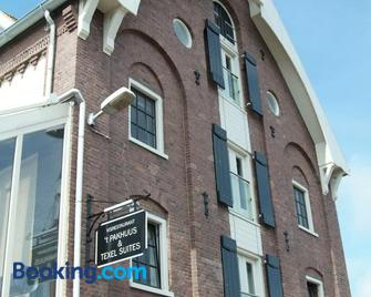 Texel Suites - Oudeschild - Building