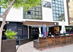 Hotel Boutique Alma - Netanya - Edifício