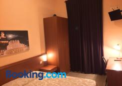 Hotel Paradiso - Milan - Bedroom