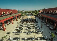 Eden Andalou Suites, Aquapark & Spa - Marrakesh - Building