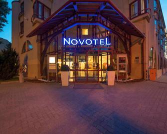 Novotel Szekesfehervar - Секешфегервар - Building