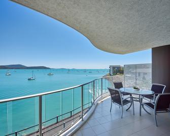At Marina Shores - Airlie Beach - Balcony