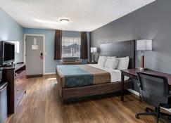 Econo Lodge Inn & Suites South - Sandusky - Schlafzimmer