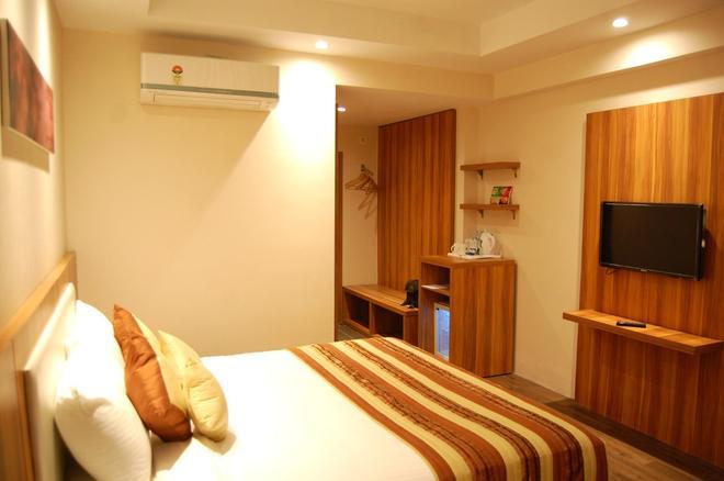 Le Roi Udaipur - Udaipur - Κρεβατοκάμαρα