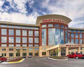 Drury Plaza Hotel Richmond - Glen Allen - Building