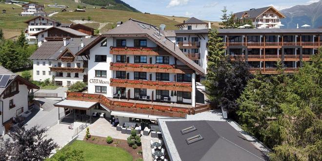 Verwöhnhotel Chesa Monte - Fiss - Rakennus