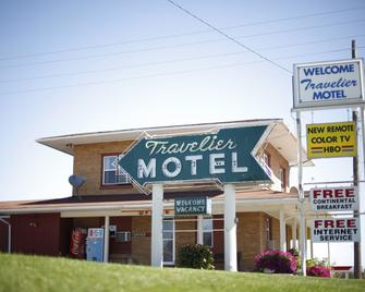 Travelier Motel - Macon - Building