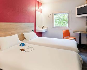 Hotelf1 Dole (Jura) - Dole - Bedroom