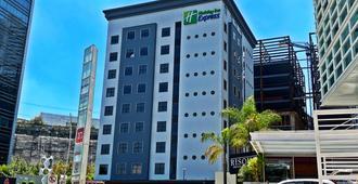 Holiday Inn Express Mexico Santa Fe - Mexico City - Building