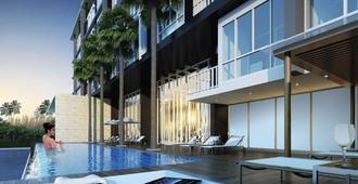 Buritara Resort And Spa Bangsaen - Chonburi - Piscina