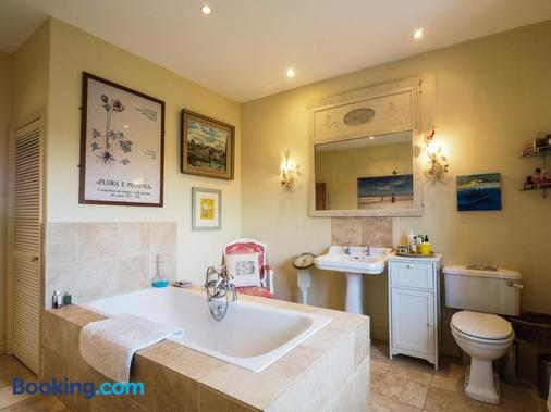 The Clock Tower Bed & Breakfast - Daventry - Bathroom