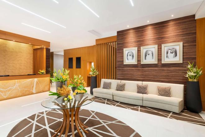 Tryp By Wyndham Abu Dhabi City Center - Abu Dhabi - Lobby